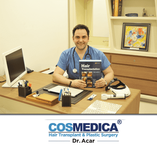 Der qualifizierte Arzt Dr. Acar