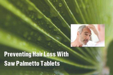 Saw Palmetto hilft gegen Haarausfall