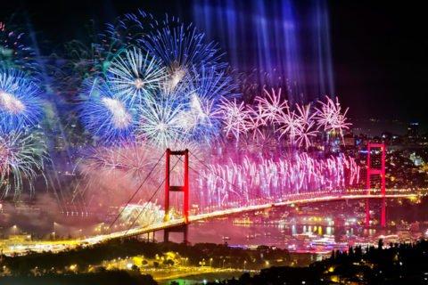 Warum besuchen viele Europäer die Türkei, um das neue Jahr zu verbringen