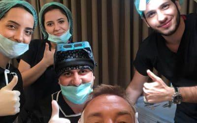 Haartransplantation Türkei Testsieger