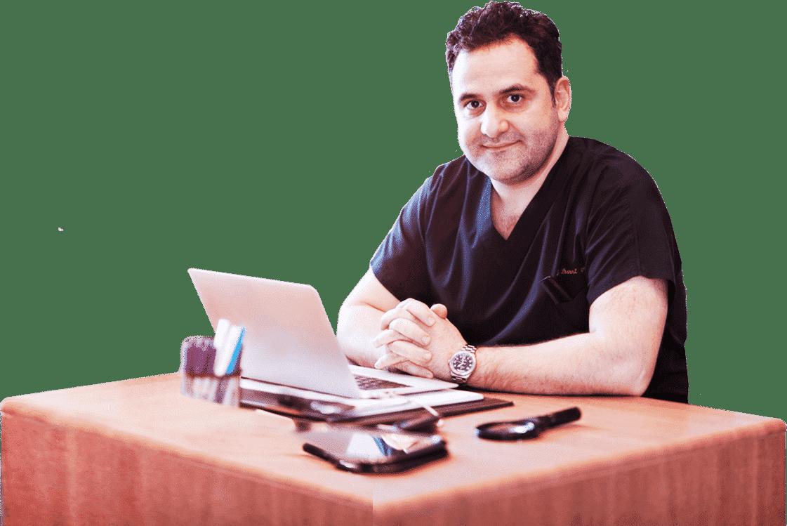 Dr. Levent Acar - Arzt für Haartransplantation Türkei