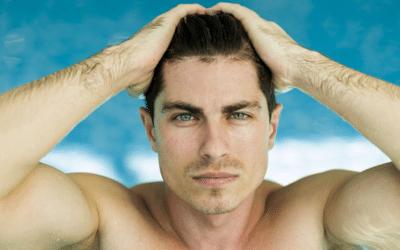 Schwimmen nach einer Haartransplantation