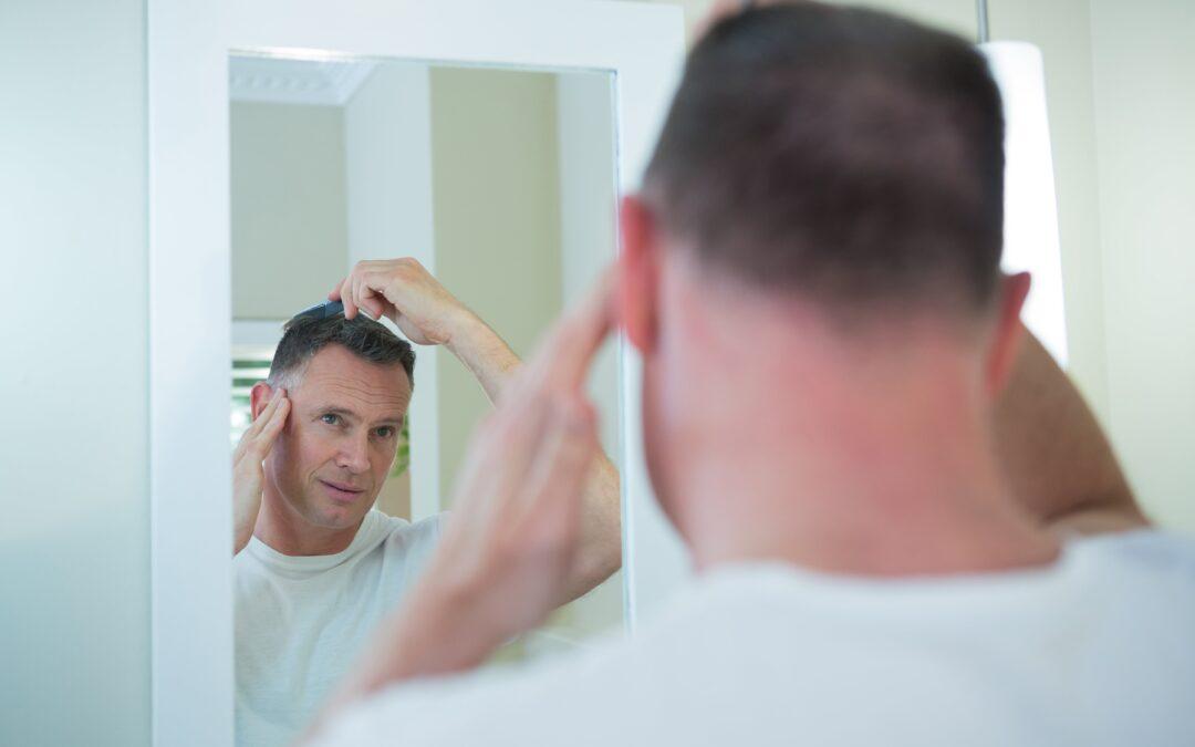 Kopfhautpilz Haarausfall