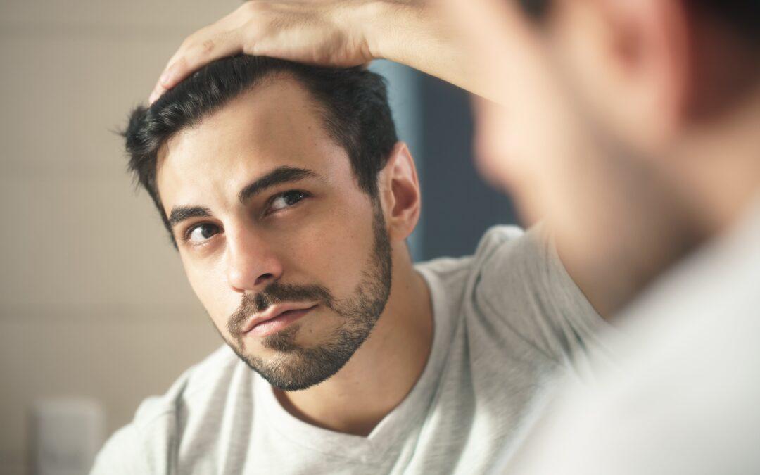 Haarlinie Haartransplantation