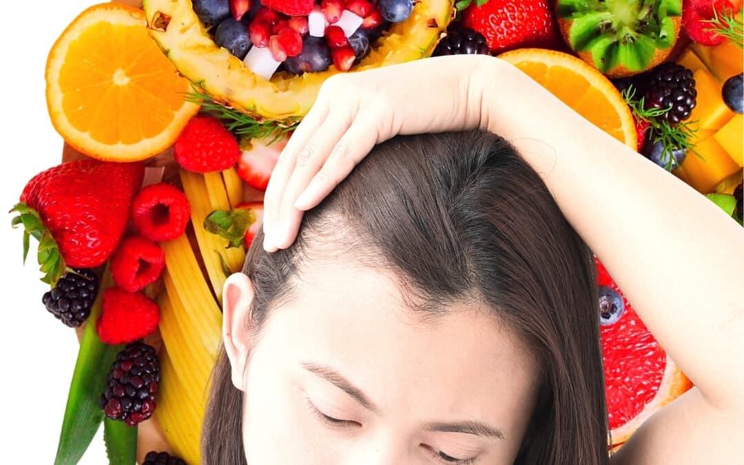 Haarausfall durch falsche Ernährung – Essen für schöne Haare