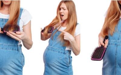 Haarausfall in der Schwangerschaft