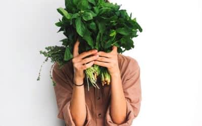 Haarausfall bei veganer Ernährung