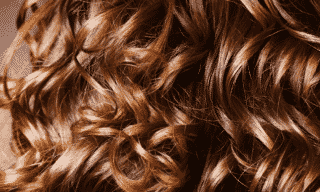 Locken- Haarstruktur bei Haartransplantation